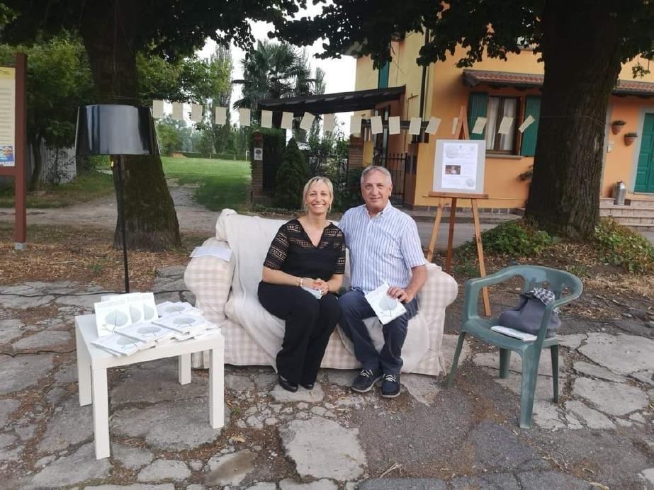 Crema News - L'autrice e il suo libro