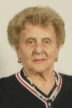 Necrologio di Miriam Cazzamali ved. di Angelo Cattaneo di anni 91 - Crema News: i necrologi del giorno