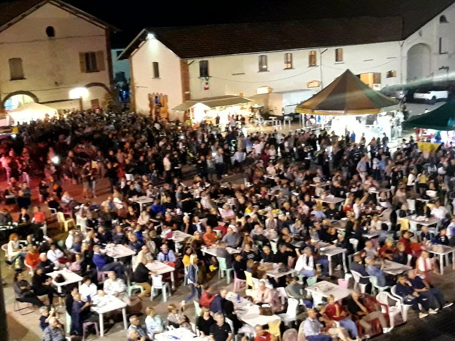 Crema News - Ombrianello 2021 (Festa dell'Unità), col green pass