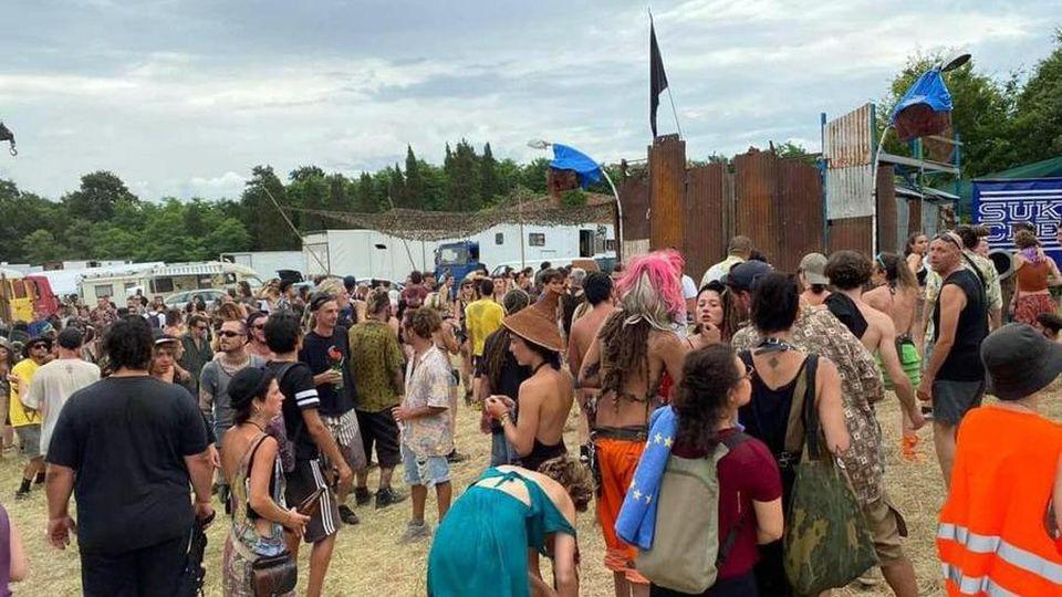Crema News - Rave party sull'Oglio