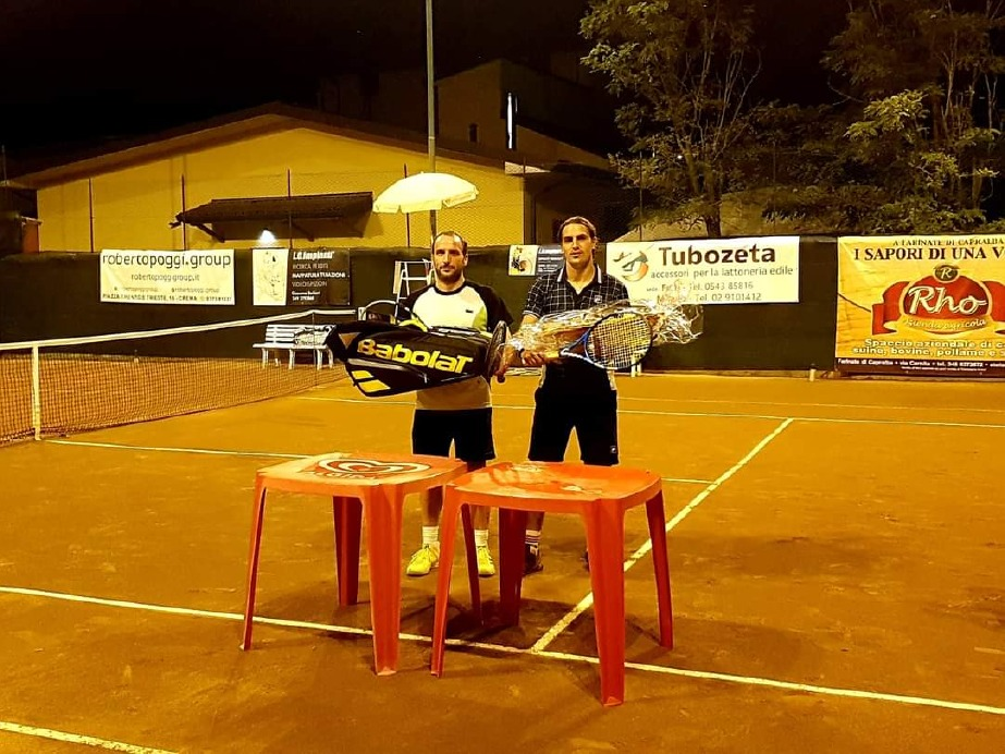 Crema News - Tennis non stop, vince Carpani