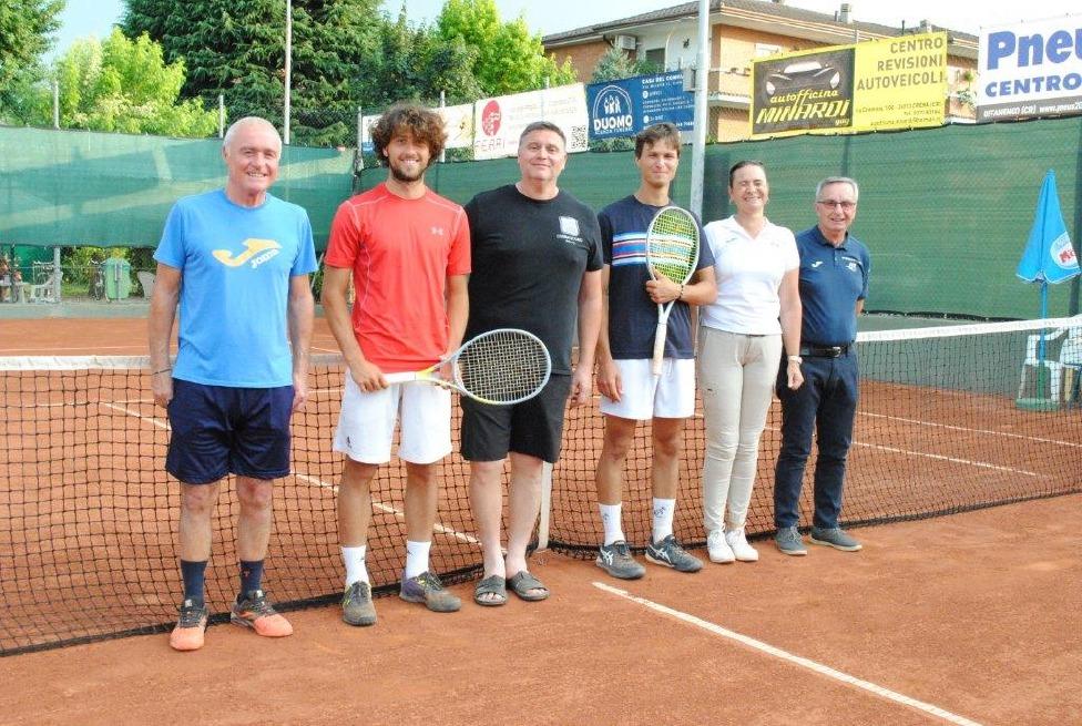 Crema News - Torneo Giosano per 97 tennisti