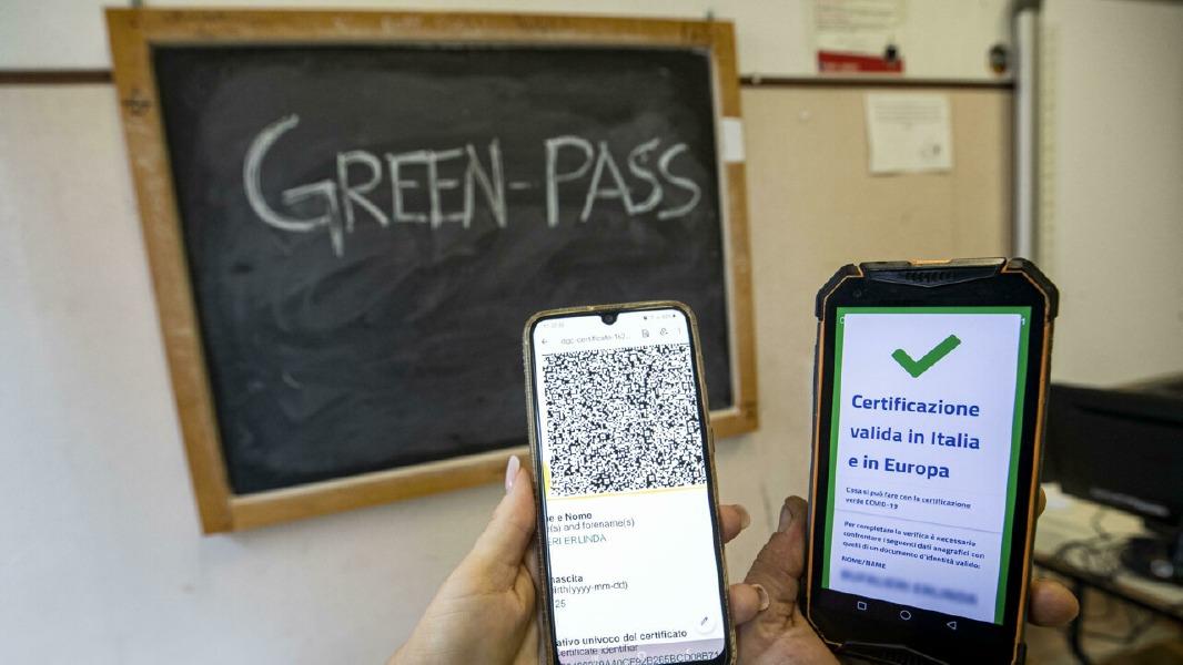 Crema News - Green pass, nuove regole