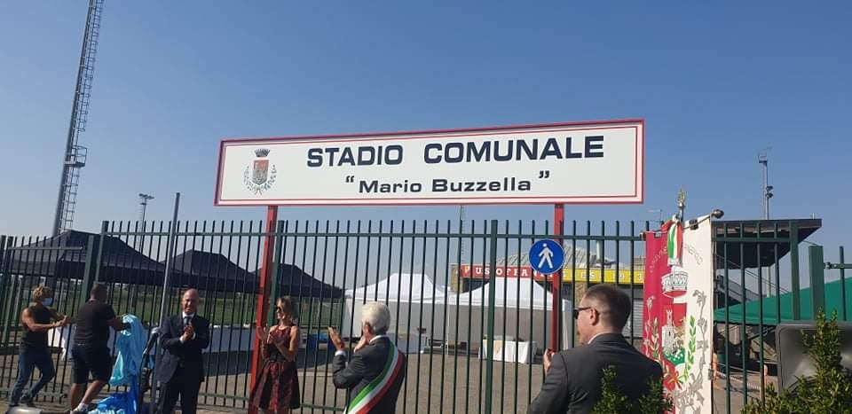 Crema News - Campo sportivo Buzzella