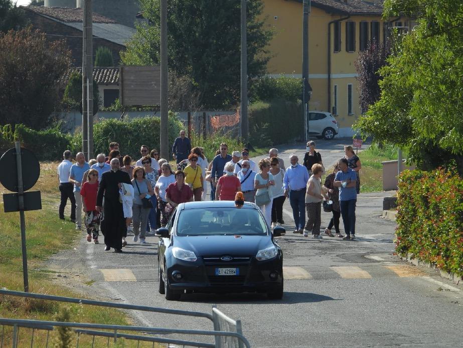 Crema News - Arrivato don Marino