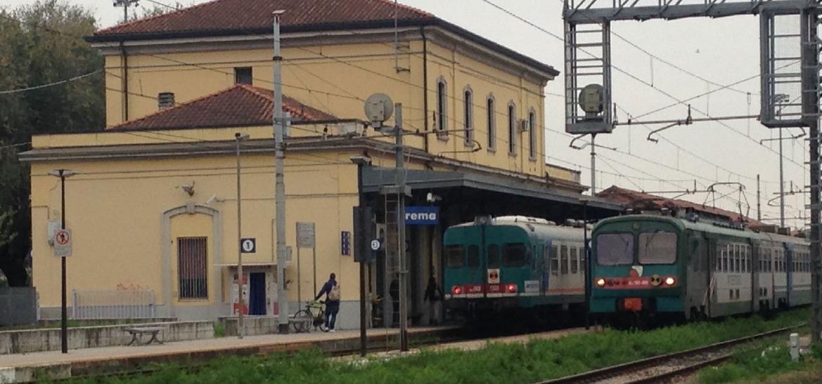 Crema News - Raddoppiate la ferrovia