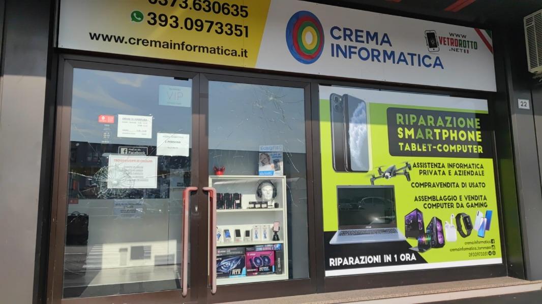 Crema News - Tentato furto
