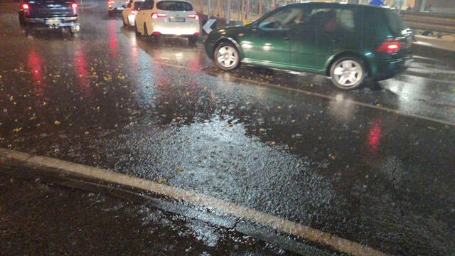 Crema News - Piove prima dell'alba