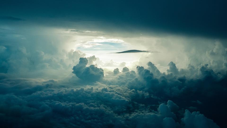 Crema News - Nuvole e sole