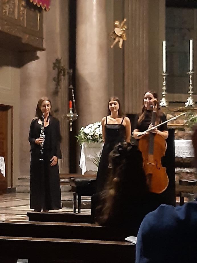 Crema News - Bel concerto al castello