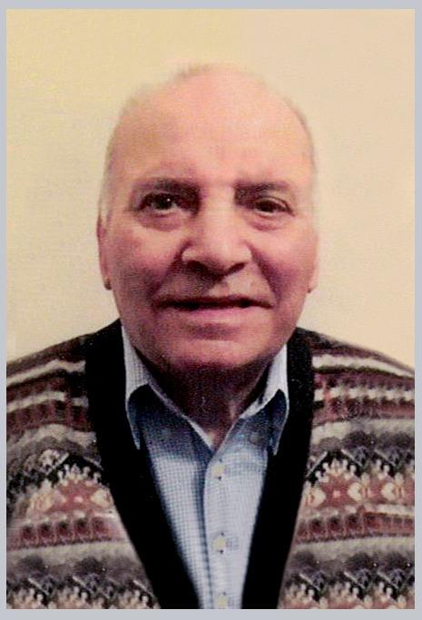Necrologio di Giovanni Cantoni di anni 82 - Crema News: i necrologi del giorno