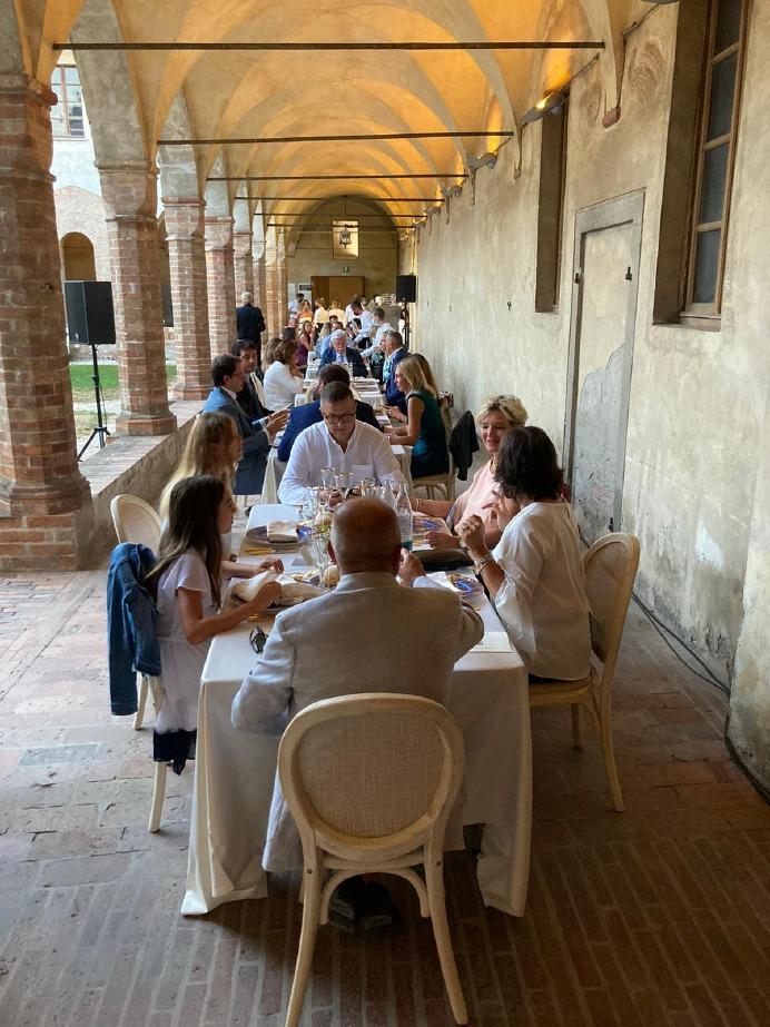 Crema News - Cena al profumo di Venezia