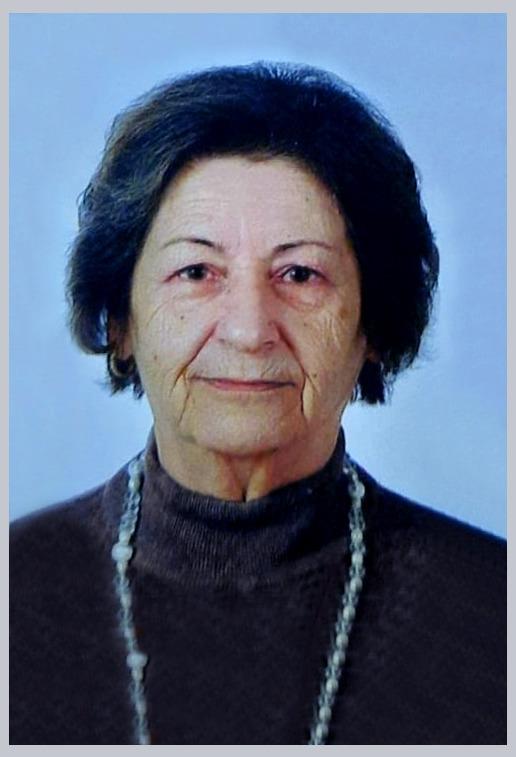 Necrologio di Lucia Rina Buson  in Parmigiani di anni 72 - Crema News: i necrologi del giorno