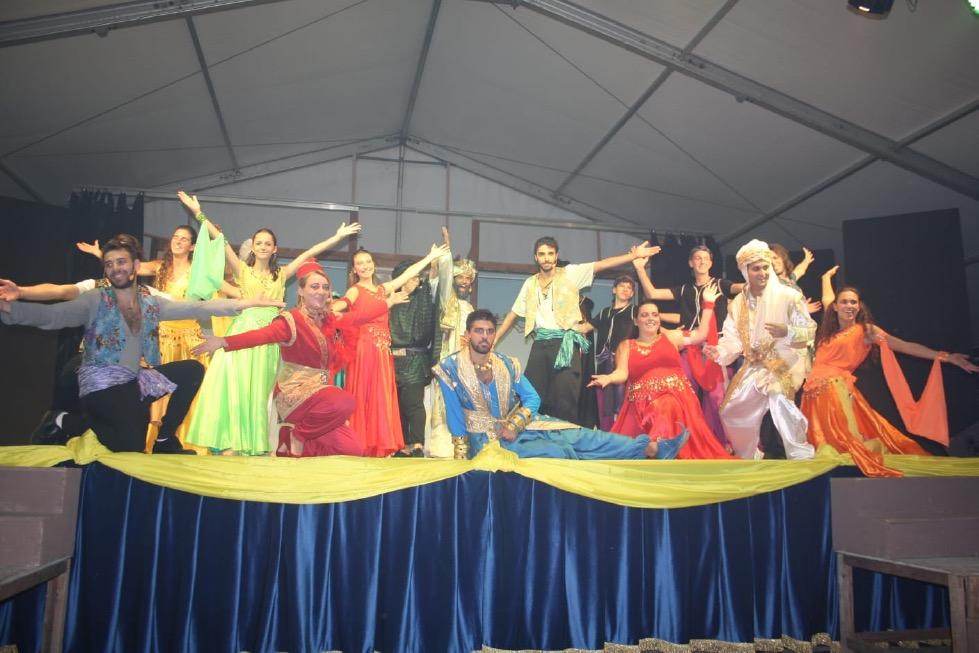 Crema News - Aladdin, per don Daniele