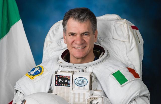 Crema News - Un astronauta a Izano